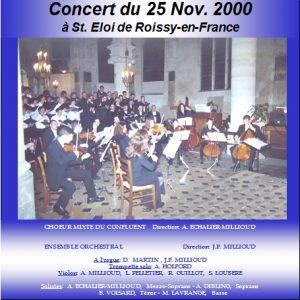 En mémoire du Père Charles Perroche (2000)