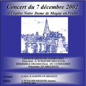 Notre Dame de Magny en Vexin (2002)