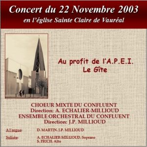 Sainte Claire de Vauréal (2003)
