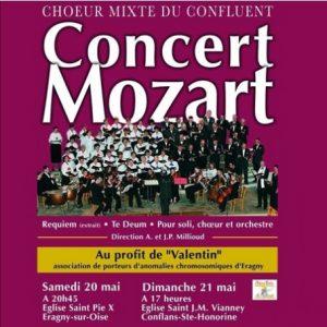 Concert «MOZART» (2006)