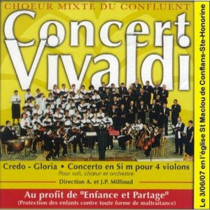 "Concert ""VIVALDI"" (2007)"