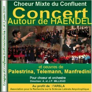 Autour de HAENDEL (2010)