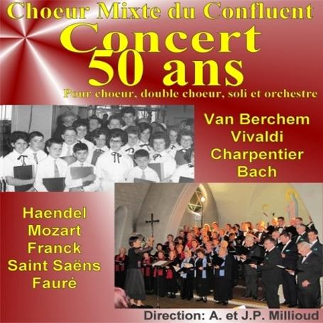 50e anniversaire du C.M.C.