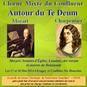 Autour du Te Deum (2014)