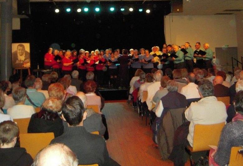 Concert 2017 au profit des restos du cœur