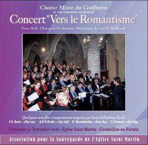 Concert «Vers le Romantisme» (2016)