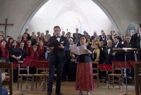 Concert à Conflans 31 mai 2015