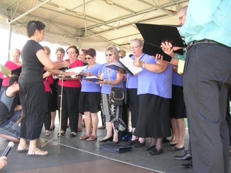 Fête d'Eragny - juin 2015