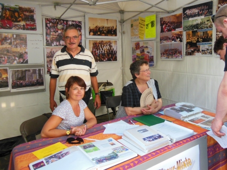Forum des Associations 2014 à Conflans