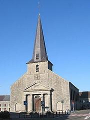 église Saint Martin de Baileux