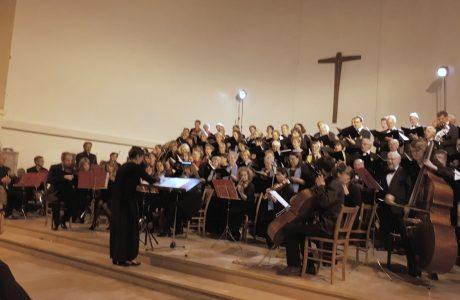 """Concert """"Le Messie"""" à Eragny Mai 2017"""