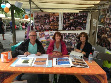 Forum des Association 2016 à Eragny