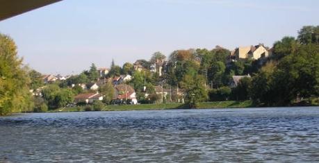L'Oise à Eragny
