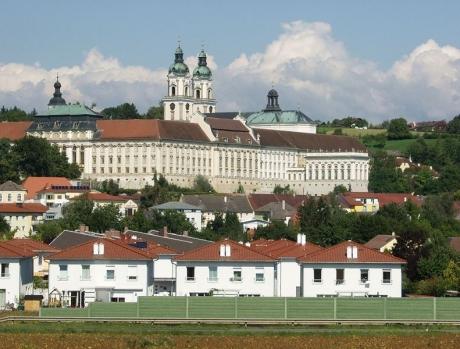 L'abbaye de Saint-Florian
