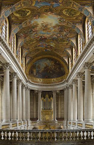 Chapelle Royale du château de Versailles