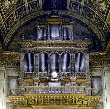 Orgue l'église de La Madeleine