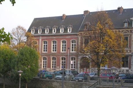 La maison natale de Franck à Liège