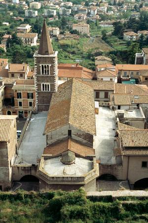 Cathédrale de Palestrina