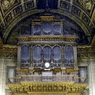 Orgue de tribune de La Madeleine