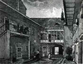 Maison natale de Schubert à Vienne