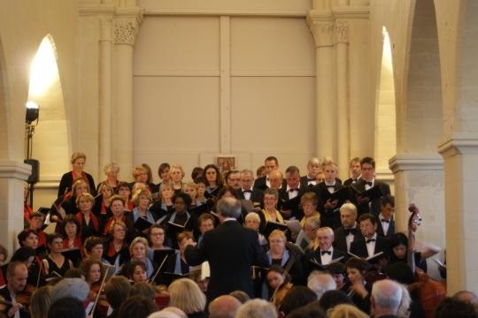 Concert à Conflans - 2012