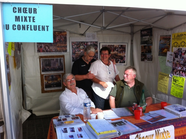 Forums des associations 2012