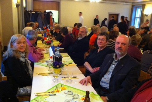 Rencontre du VHE en 2013