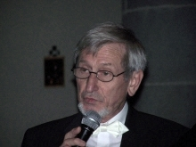 Jean SALMON, président de la chorale Guillaume DuFay