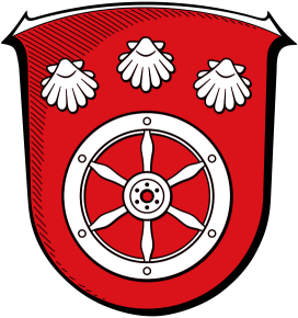 Blason de Grossauheim
