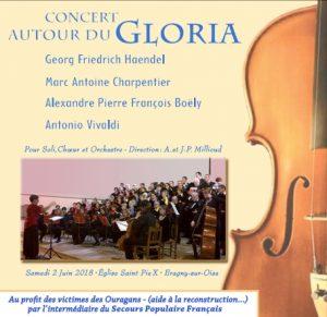 «Autour du Gloria» (2018)