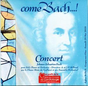 «Come Bach… !» (2019)
